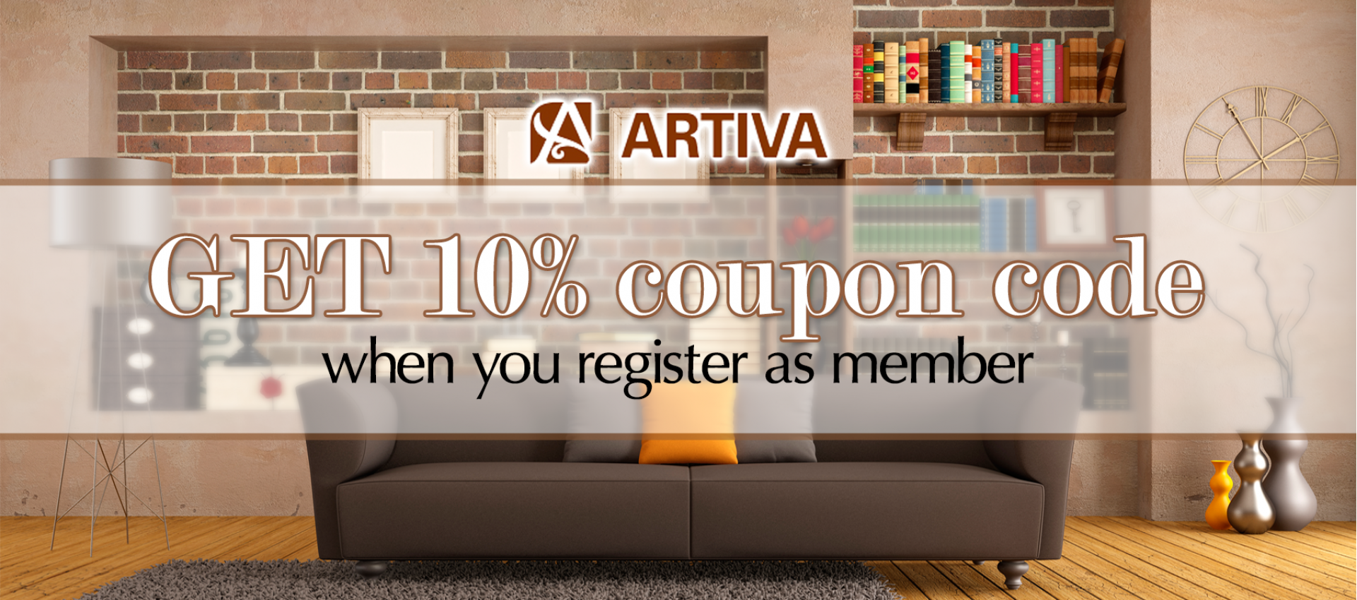 Register for 10% Off!